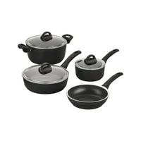 Ballarini Como Forged Aluminum 7-pc Nonstick Cookware Set