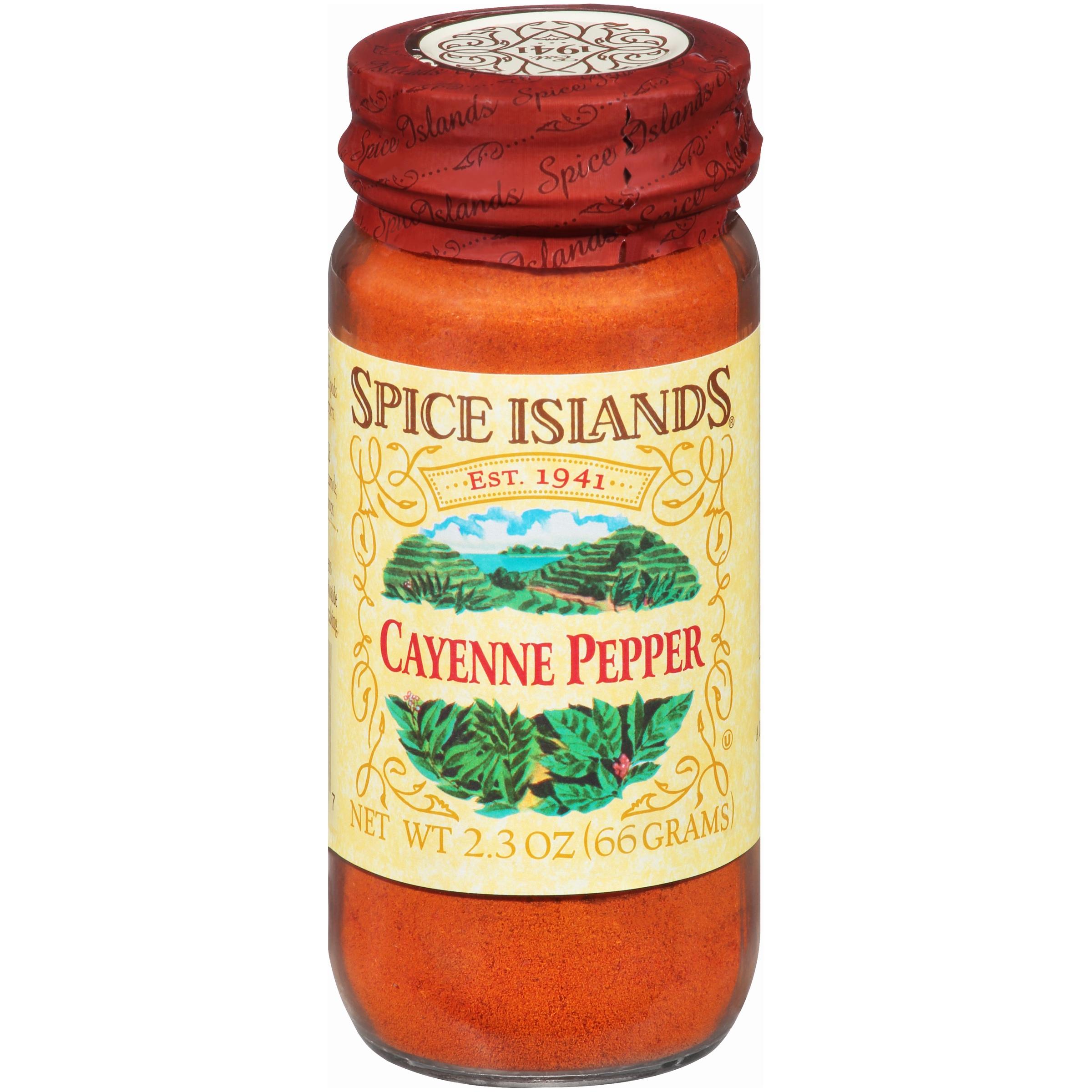 Spice Islands® Cayenne Pepper 2.3 oz. Jar