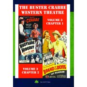 Buster Crabbe Western Theatre Vol 3 by
