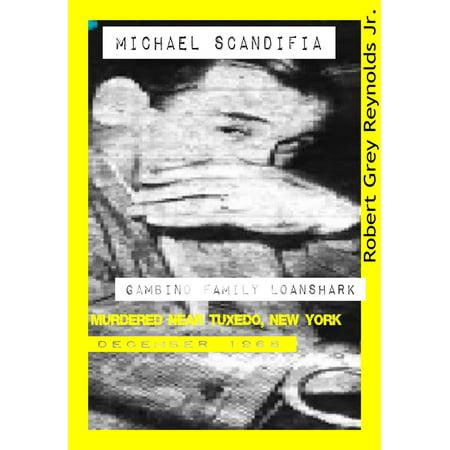 Michael Scandifia Gambino Family Loanshark Murdered Near Tuxedo, New York December 1968 -