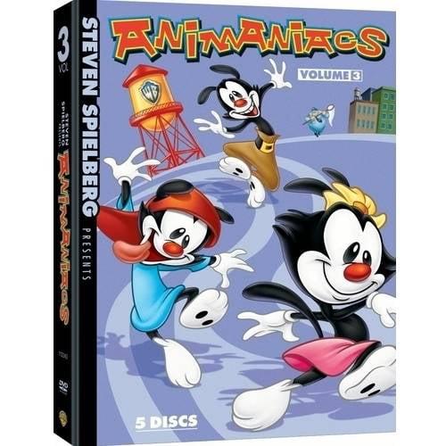 Animaniacs, Vol. 3 (Full Frame)