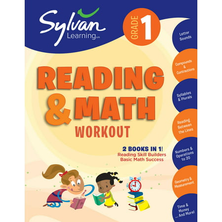 1st Grade Reading & Math Workout : Activities, Exercises, and Tips to Help Catch Up, Keep Up, and Get Ahead (Halloween Maths Activity Sheets)