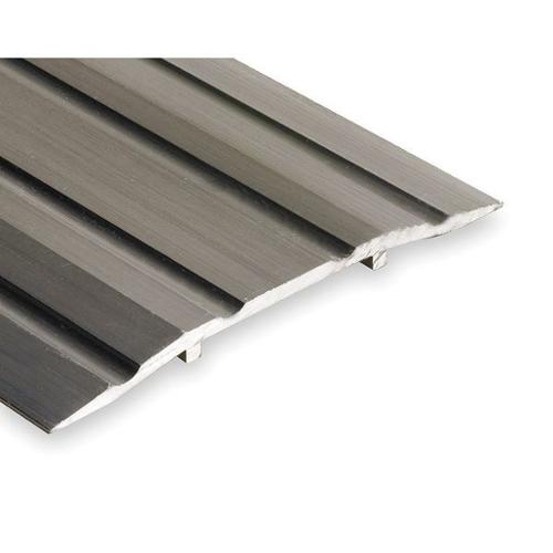 413-6 Saddle Threshold, Fluted Top, 6 ft., Alum