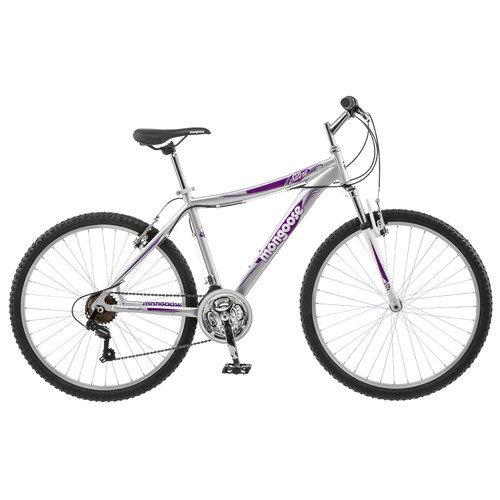 Bicicleta Para Adulto Las mujeres de la mangosta39; Silva s 2639;39; bicicleta de montaña + Mongoose en Veo y Compro