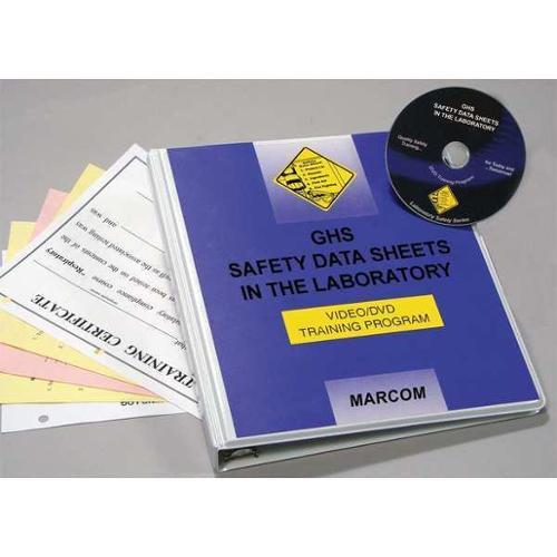 Marcom V0001589EL GHS SDS, DVD, Laboratory