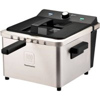 Toastmaster TM-168DF 4-Liter Stainless Steel Deep Fryer