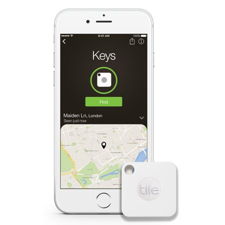 Tile Mate Bluetooth Item Tracker Key Finder Phone Finder Bluetooth Tracker People Finder Kid Tracker Anti Lost Tag Gps Locator Finder Device