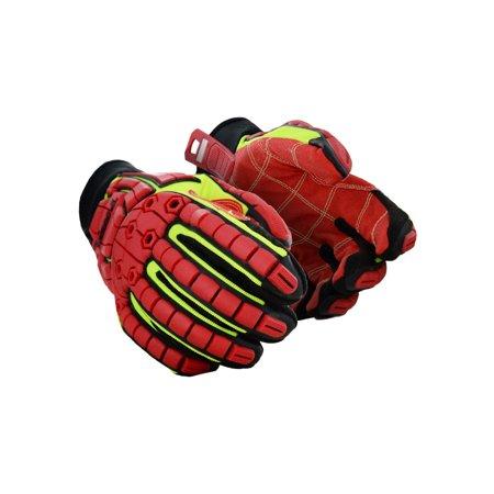 Magid T-REX Anti-Slip Impact Gloves XL, Pair - T Rex Gloves