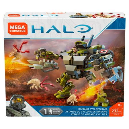 Mega Construx Halo Kinsano Cyclops](Mega Sharktopus)