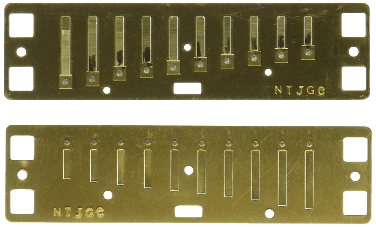 Lee Oskar Reed Plates Major C, Now that makes a lot of sense! Replacement Reed Plates in... by
