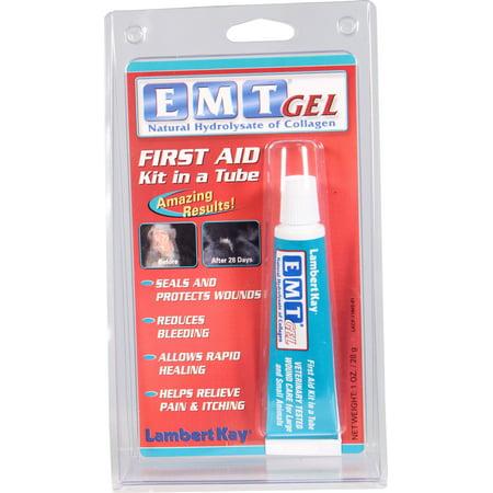 - EMT First Aid Gel (1 oz)