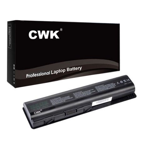 Compaq Condition - CWK® New Replacement Laptop Notebook Battery for Compaq Presario CQ40 CQ41 CQ45 CQ50 CQ60 CQ60-420US CQ60-615DX CQ60-206US CQ60-214DX HP Pavilion dv4 dv5 dv6 G50 G60 G70 HDX 16 G71-340US G71-339