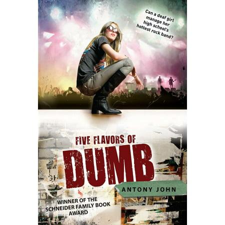 Five Flavors of Dumb - Dum Dum Flavors