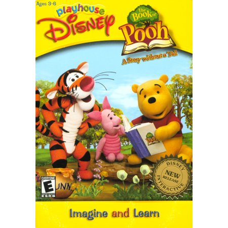 Playhouse Disney Handy Manny - Playhouse Disney Book of Pooh: A Story without a Tail