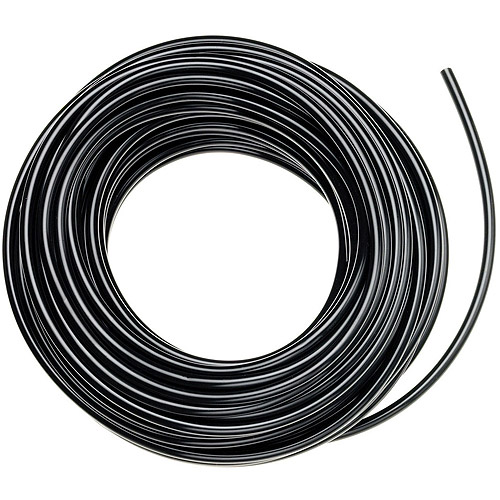 Raindrip 052010P 1/2 in X 100' Black Poly Drip Watering Hose