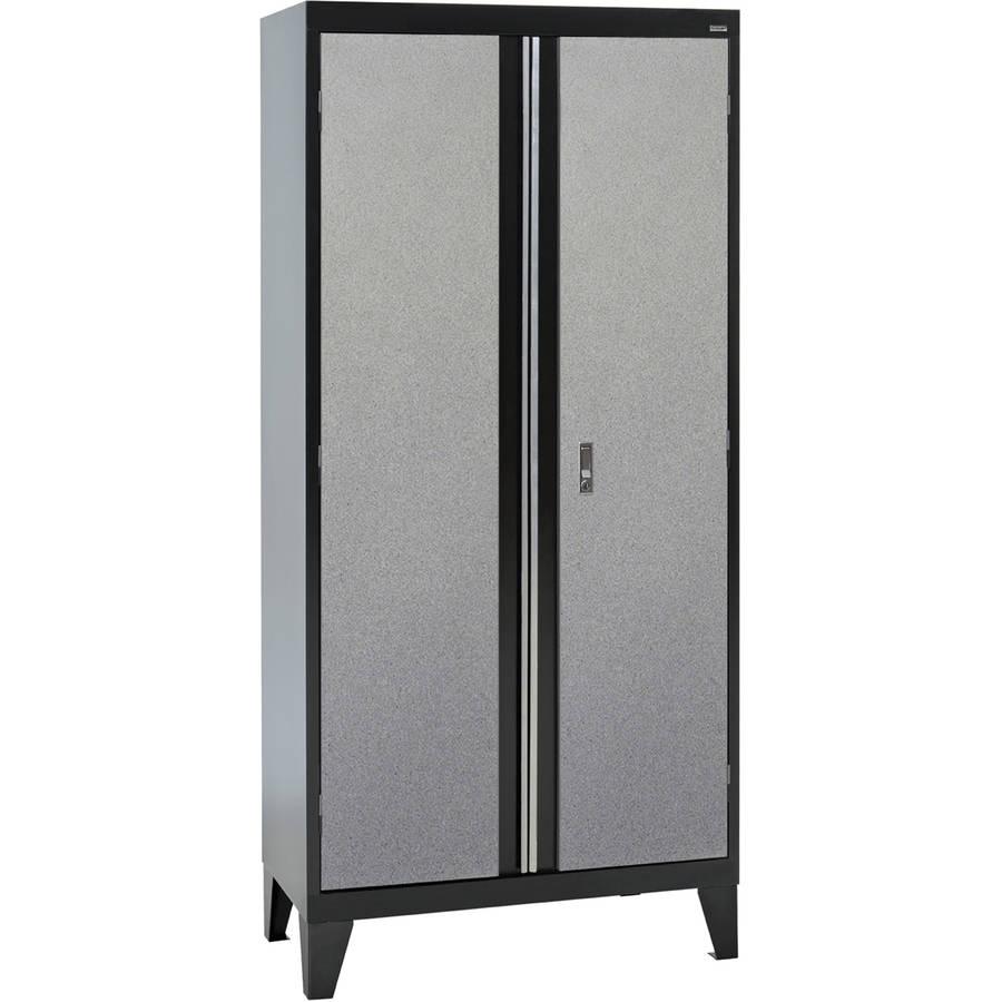 Sandusky 36W x 18D x 79H Modular Storage System 2 - Door Storage Cabinet
