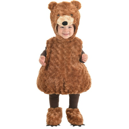 Bear Halloween Costumes For Toddlers (Teddy Bear Toddler Halloween)