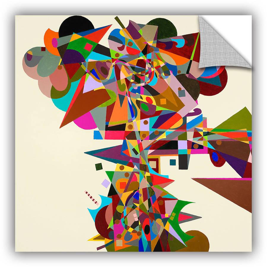 "ArtAppealz Allan Friedlander ""Atherton"" Removable Wall Art"