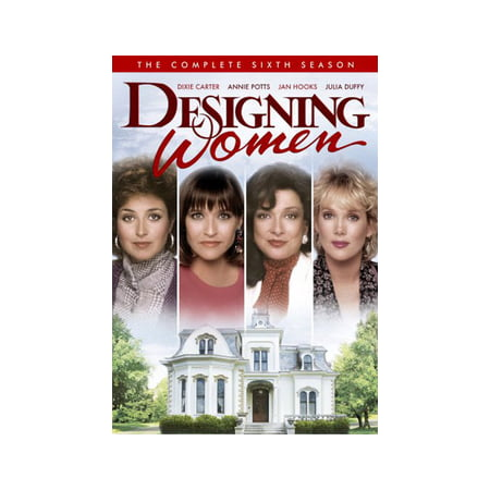 Designing Women: The Complete Sixth Season (DVD) (The Pioneer Woman Season 9)