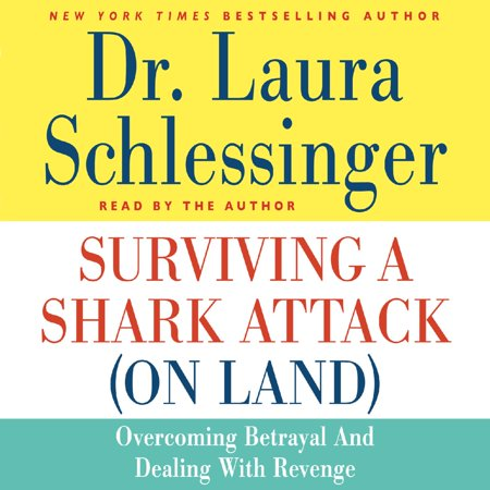 Surviving a Shark Attack (On Land) - Audiobook