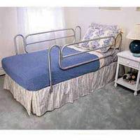 Apex Medical Carex  Bed Rails, 1 ea