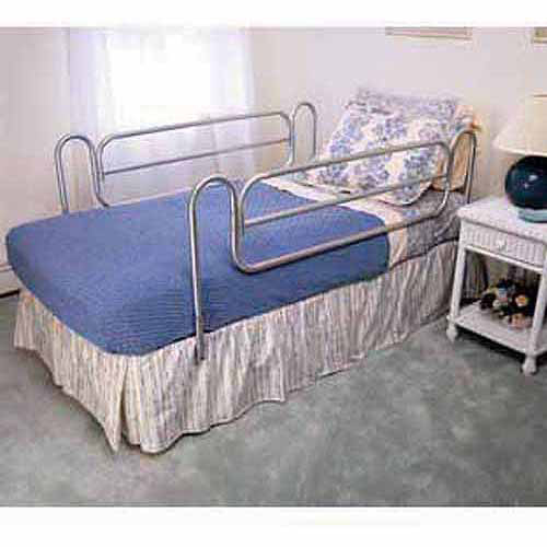 Apex Medical Carex  Bed Rails, 1 ea