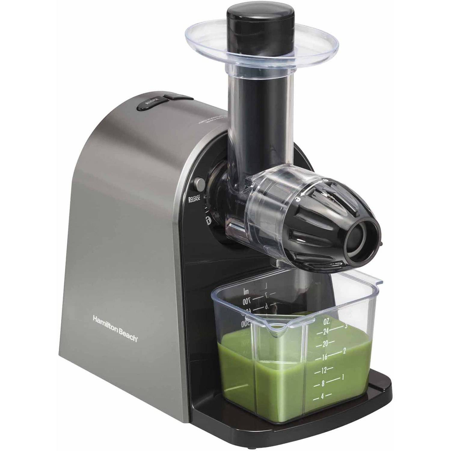 Hanabishi Slow Juicer Review : Cold Press Juicer Machine - Masticating Juicer Slow Juice Extractor Maker Electric Juicing ...