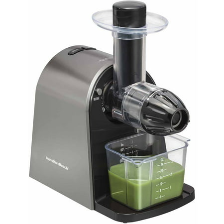 Juice Me Slow Juicer Kopen : Hamilton Beach Slow Juicer Model# 67950C - Walmart.com