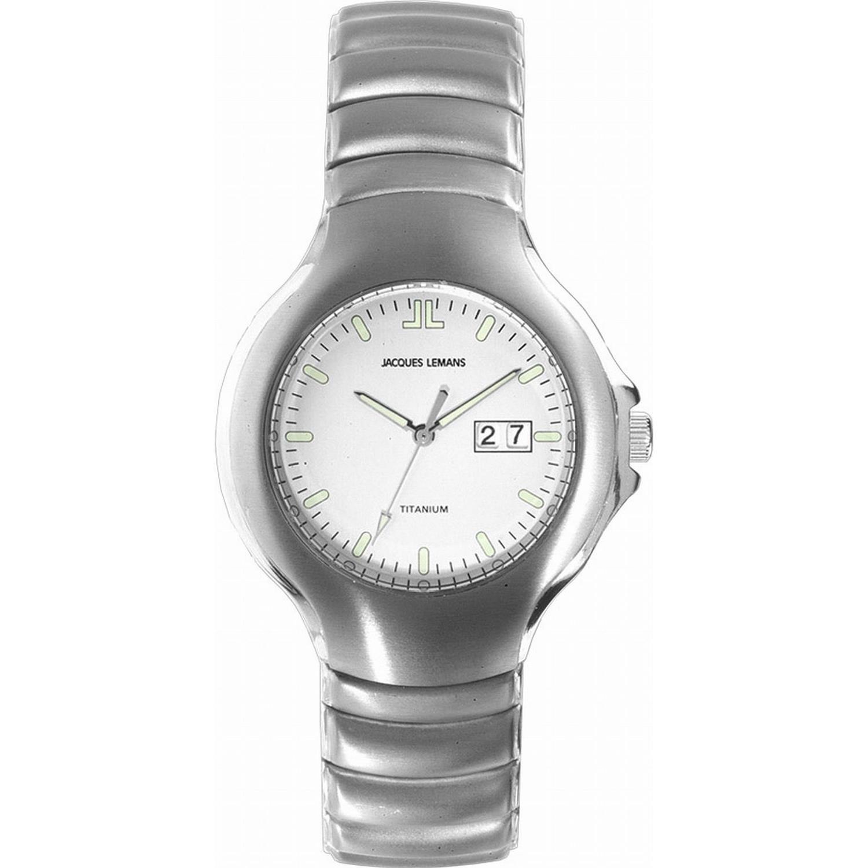 Jacques Lemans Titan 1-903B Case Mineral Women's Watch