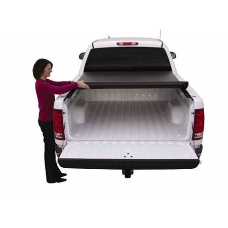 Access Bed Covers Acc44149 00 11 Dakota Quad Cab 06 09 Raider Double Cab 5 3 Bed  Without Utility Rail  Roll Up Lorado Cover