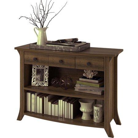 Superb Ghp 41 6X19 7X29 5 Brown Wood Contemporary Hallway Bookshelf Storage Console Table Download Free Architecture Designs Rallybritishbridgeorg