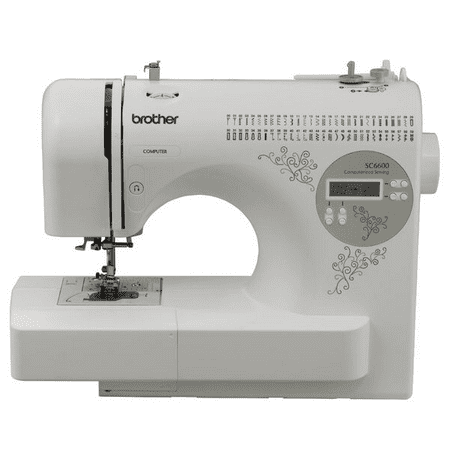 Brother Sewing Machine SC40 Computerized Sewing Machine Simple Brother Computerized Sewing Machine Sc6600a