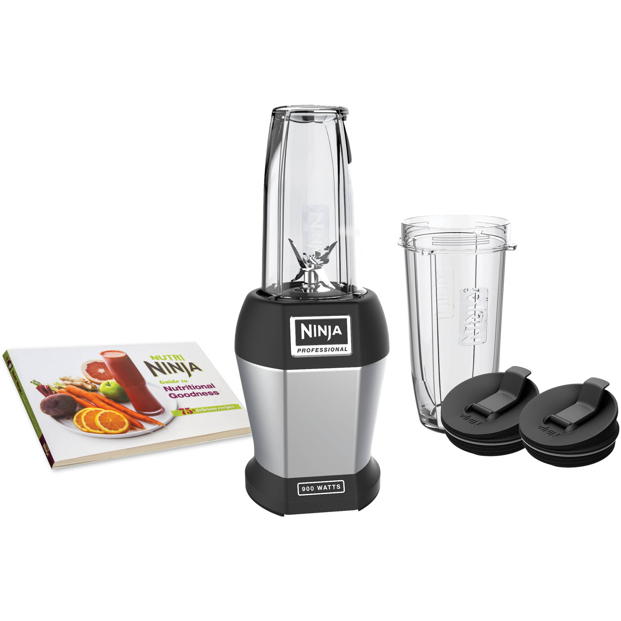 Nutri-Ninja Blender with Book, BL456