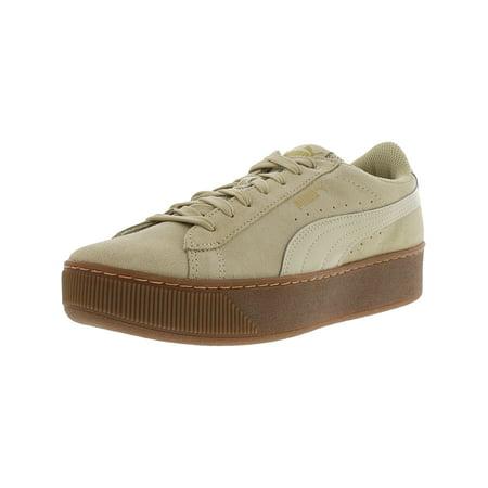 Puma Women s Vikky Platform Pebble   Ankle-High Suede Fashion Sneaker - 9M  - image ... 8e2d5af75