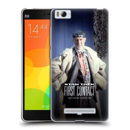 Official Star Trek Zefram Cochrane First Contact Tng Soft Gel Case For Xiaomi Phones