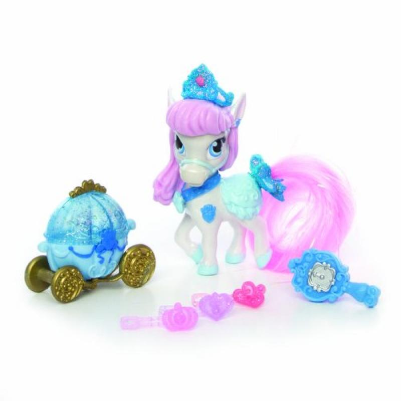 Disney Princess Palace Pets Cinderella's Pony Bibbidy Primp & Pamper Pony