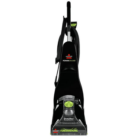 BISSELL Powersteamer Powerbrush Full Size Carpet Cleaner, 16237 Bissell Carpet Steamer