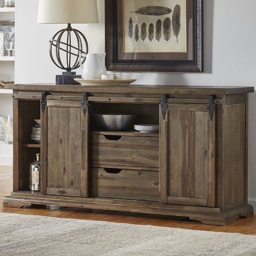 Gracie Oaks Lyonsdale Credenza by