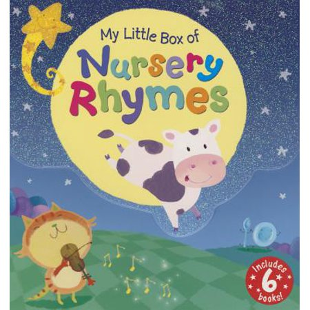 - My Little Box of Nursery Rhymes