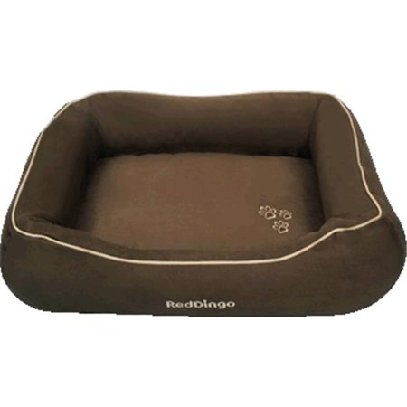 Red Dingo DN-MF-BR-XL Bed Donut Chocolate, XLarge