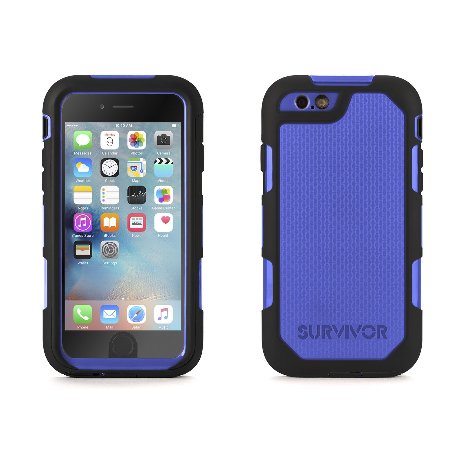 Griffin Griffin Survivor Extreme, iPhone 6 6s Rugged Case 10 ft Drop Protection, Impact Resistant, Sealed from Rain,... by Griffin Technology