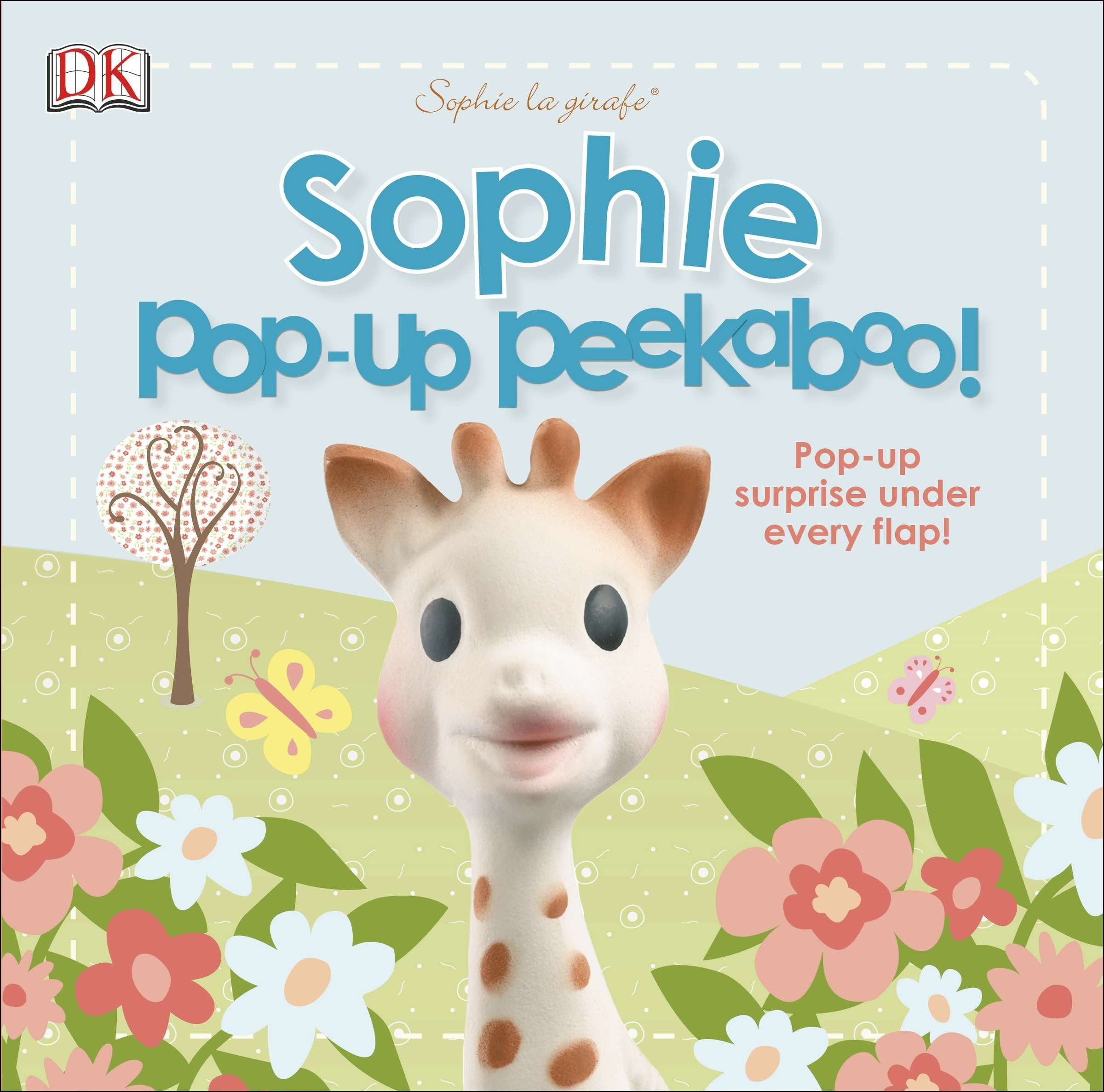 Sophie la girafe: Pop-Up Peekaboo Sophie!