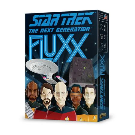 Star Trek: The Next Generation Fluxx (Star Trek The Next Generation Trading Cards)