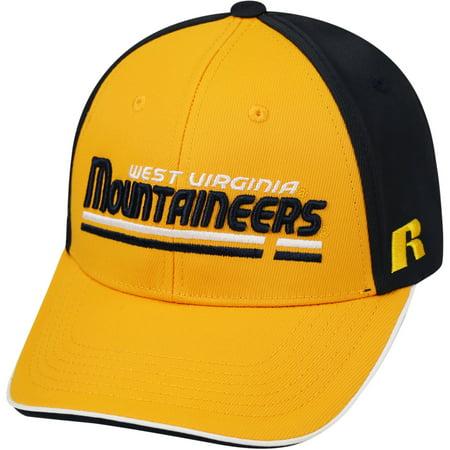 Mountaineers Baseball (University Of West Virginia Mountaineers Away Two Tone Baseball)