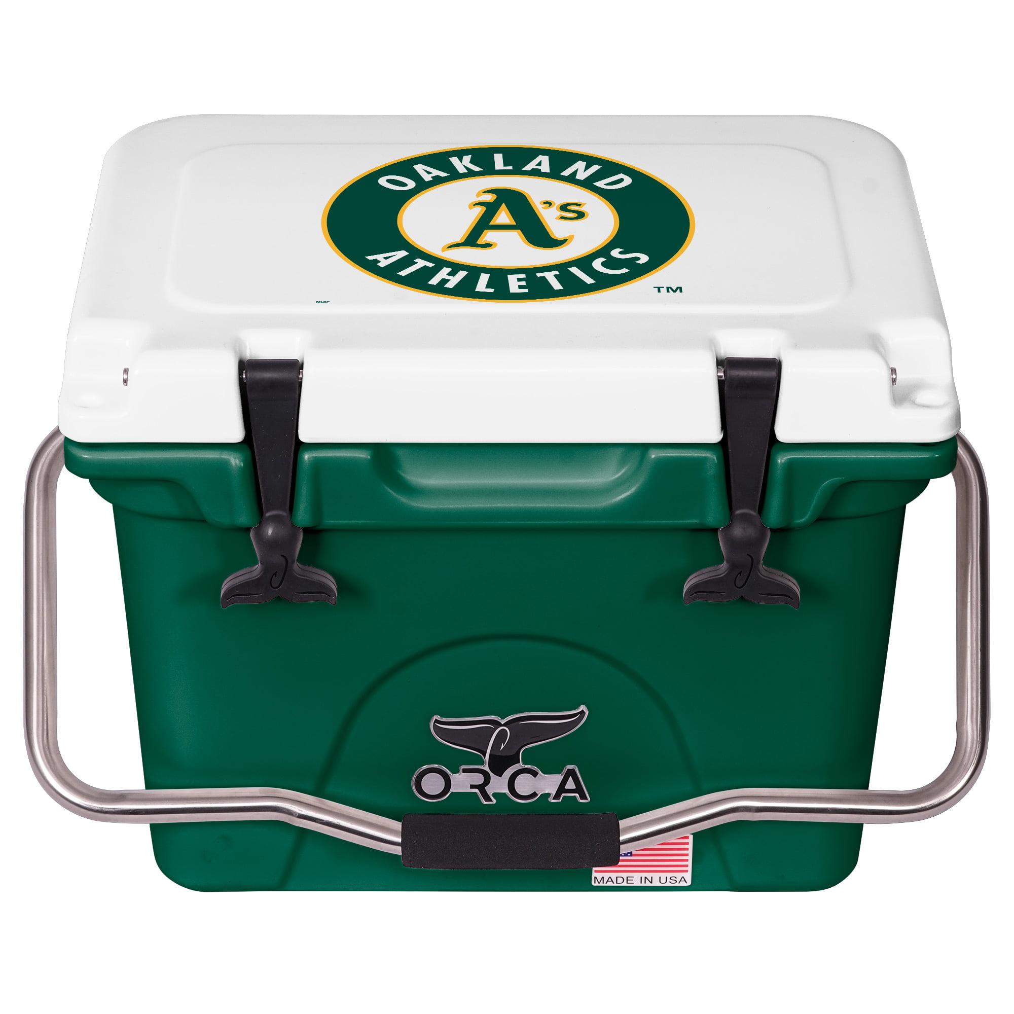 Oakland Athletics ORCA 20-Quart Hard-Sided Cooler - No Size