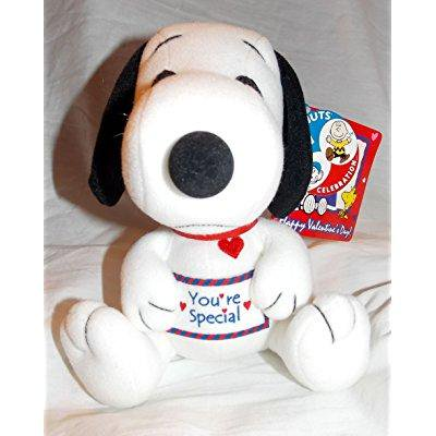 peanuts you're special plush baby snoopy doll - squeaks](Snoopy Doll)