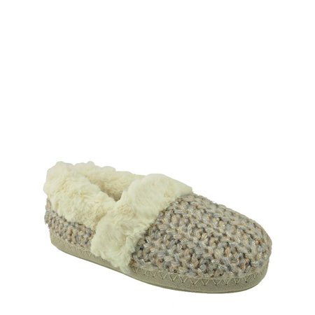 364de635b64 Secret Treasures Women s Aline Fur Slipper – Walmart Inventory ...