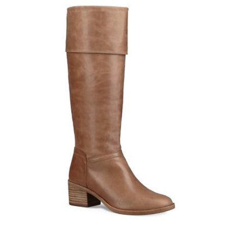 Carlin Leather Tall Boots