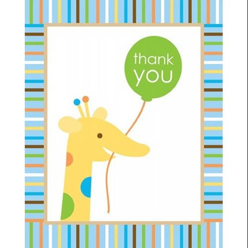 Sweet At One - Boy Thank You Notes - 890100