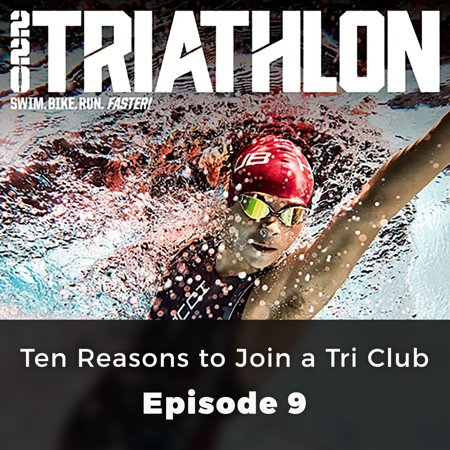 220 Triathlon: Ten Reasons to Join a Tri Club - Audiobook